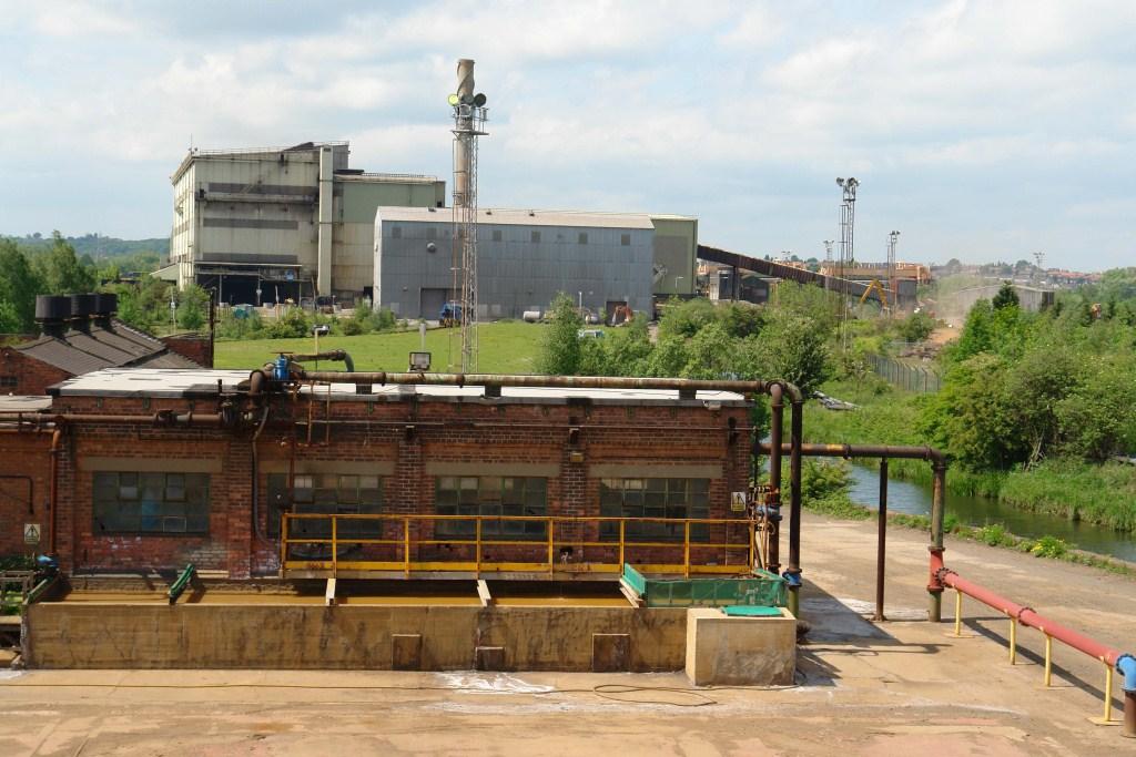 Saint-Gobain PAM UK decommissioning