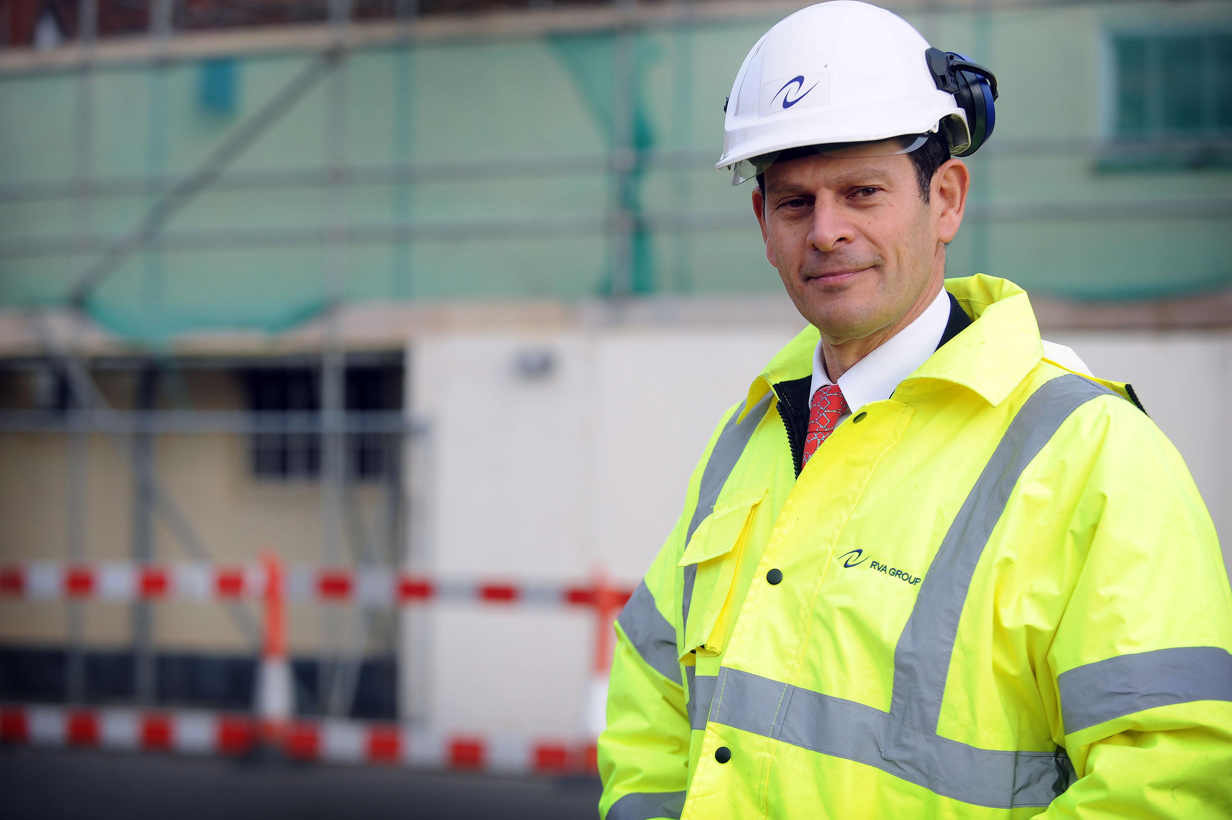 RVA's Richard Vann appointed as Demolition Industry Awards judge